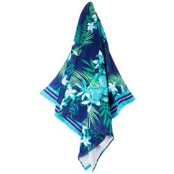 Coastal Home Exotic Tropical Beach Towel