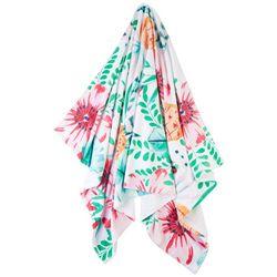 Coastal Home Pineapple Fiesta Beach Towel