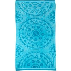 Coastal Home Seaside Beach Towel