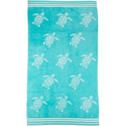 Coastal Home St. Tropez Beach Towel