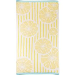 Coastal Home Grapefruit Beach Towel