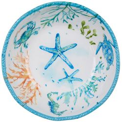 Summer Sealife Cereal Bowl