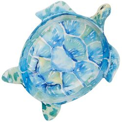 Summer Sealife Sea Turtle Dish