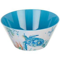 Summer Sealife Tidbit Bowl