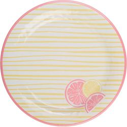Lemon Dinner Plate
