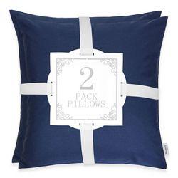 Coastal Home 2-pk. Solid Decorative Pillow Set