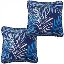 Coastal Home 2-pc. Sprig Decorative Pillow Set
