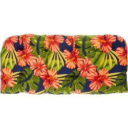 Lanai Hibiscus Double Chair Cushion