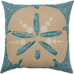 Brentwood Sand Dollar Outdoor Pillow