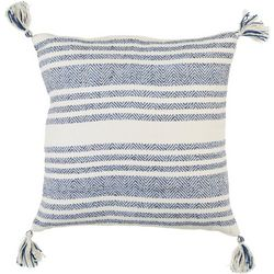 Brentwood Knit Stripe Decorative Pillow