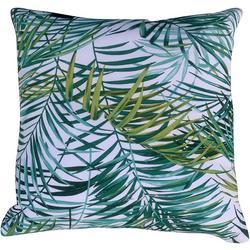 Palm Fronds Decorative Pillow