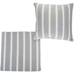 Home Fashion 2-pc. Sunboat Ribbon Stripe Outdoor Cushion Set
