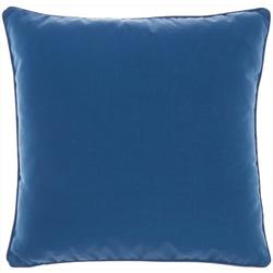 Solid Outdoor Decorative Pillow