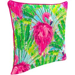 Leoma Lovegrove Tall Drink Outdoor Decorative Pillow