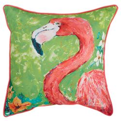 Leoma Lovegrove Vintage Florida Outdoor Decorative Pillow