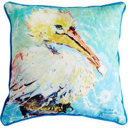 Persnickety Outdoor Decorative Pillow