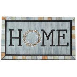 Homestead Wreath Doormat