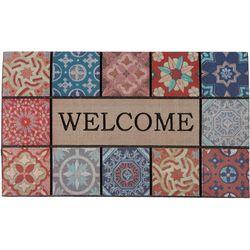 Mohawk Patina Tile Doormat
