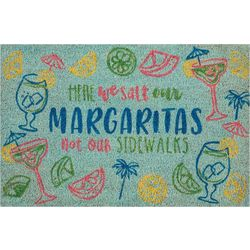 Margarita Coir Outdoor Mat