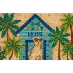 Dog House Coir Outdoor Mat