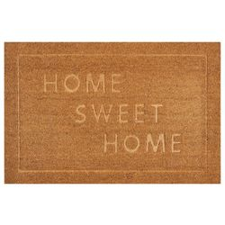 Nourison Home Sweet Home Coir Outdoor Mat