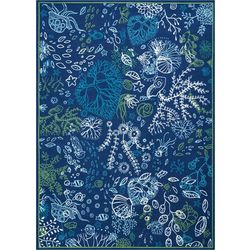 Nourison Sea Life Outdoor Area Rug