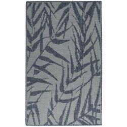 Aruba Palm 51'' x 75'' Area Rug