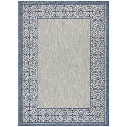Nourison Medallion Border 42'' x 66'' Area Rug
