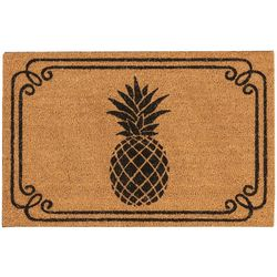 Nourison Pineapple Coir Outdoor Mat