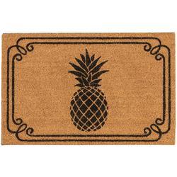Pineapple Coir Outdoor Mat