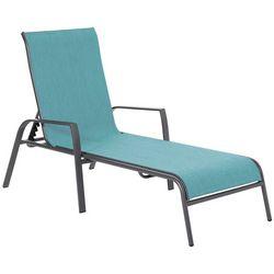 Coastal Home Sling Reclinging Chair