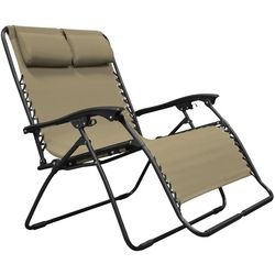 Caravan Solid Zero Gravity Loveseat