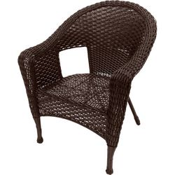 Coastal Home Wicker Club Chair