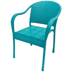 Coastal Home Wicker Bistro Chair