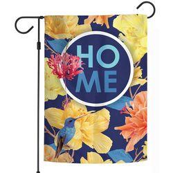 Wincraft Home Hummingbird Garden Flag