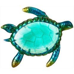 Sunset Vista Designs 8'' Sea Turtle Metal Wall Decor