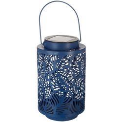 Sunset Vista Designs Palm Leaf Solar Lantern