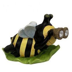 Fancy That Solar Light Bee Statue