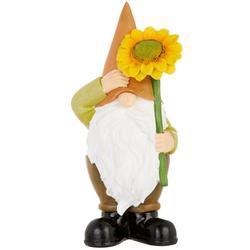 Sunflower Gnome Decor