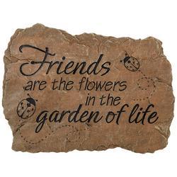 Garden Of Life Garden Stone Wall Decor