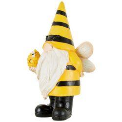 Galt International Bumble Bee Gnome Statue