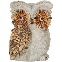 Galt International Owl Garden Statue