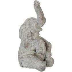 Galt International Elephant Garden Statue