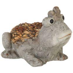 Galt International Frog Prince Garden Statue