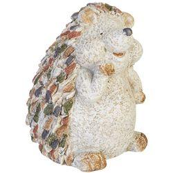 Happy Hedgehog Garden Statue
