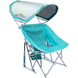 Pod Foldable Rocking Chair With Shade