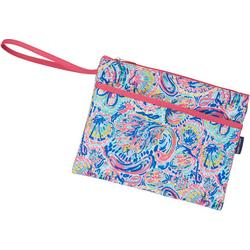 Flamingo Paisley Swim Sack