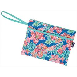 Tropical Floral Swim Sack