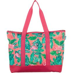 Tropix Flamingo Fresh Cooler Tote