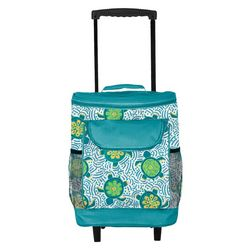 Coastal Home Sea Turtle Rolling Cooler